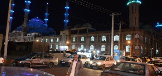 مسجد جامع مکی زاهدان